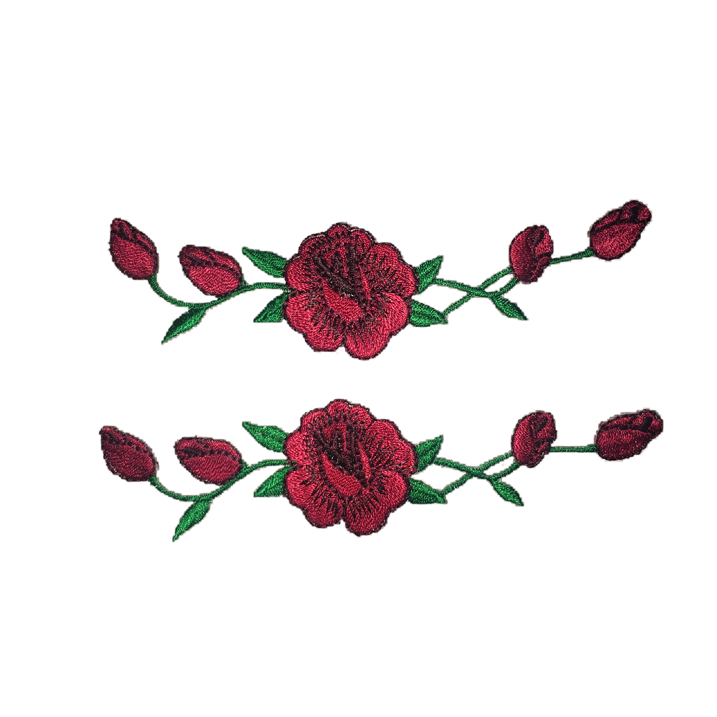 Rose PatchesFor those who are on a budget and don't wanna