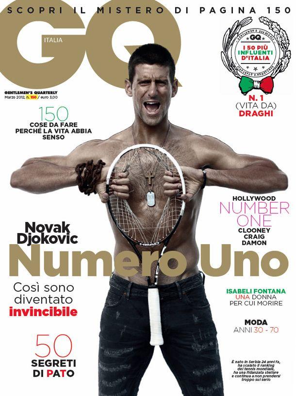The Fitness Routine Of Novak Djokovic In 2020 Novak Djokovic Tennis Magazine Gq