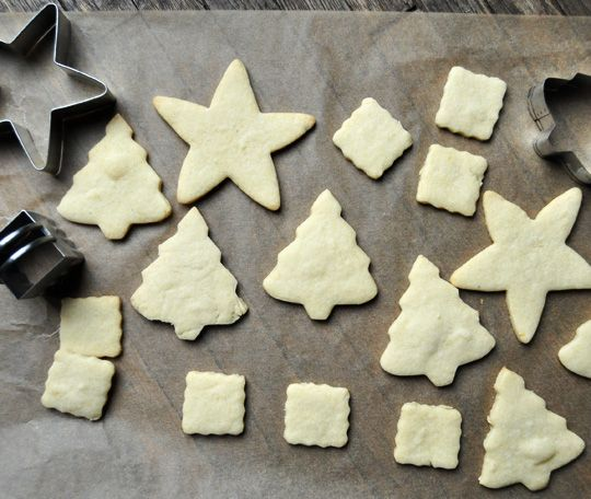 The Best Cut Out Sugar Cookies Recipe Holiday Cookies Best