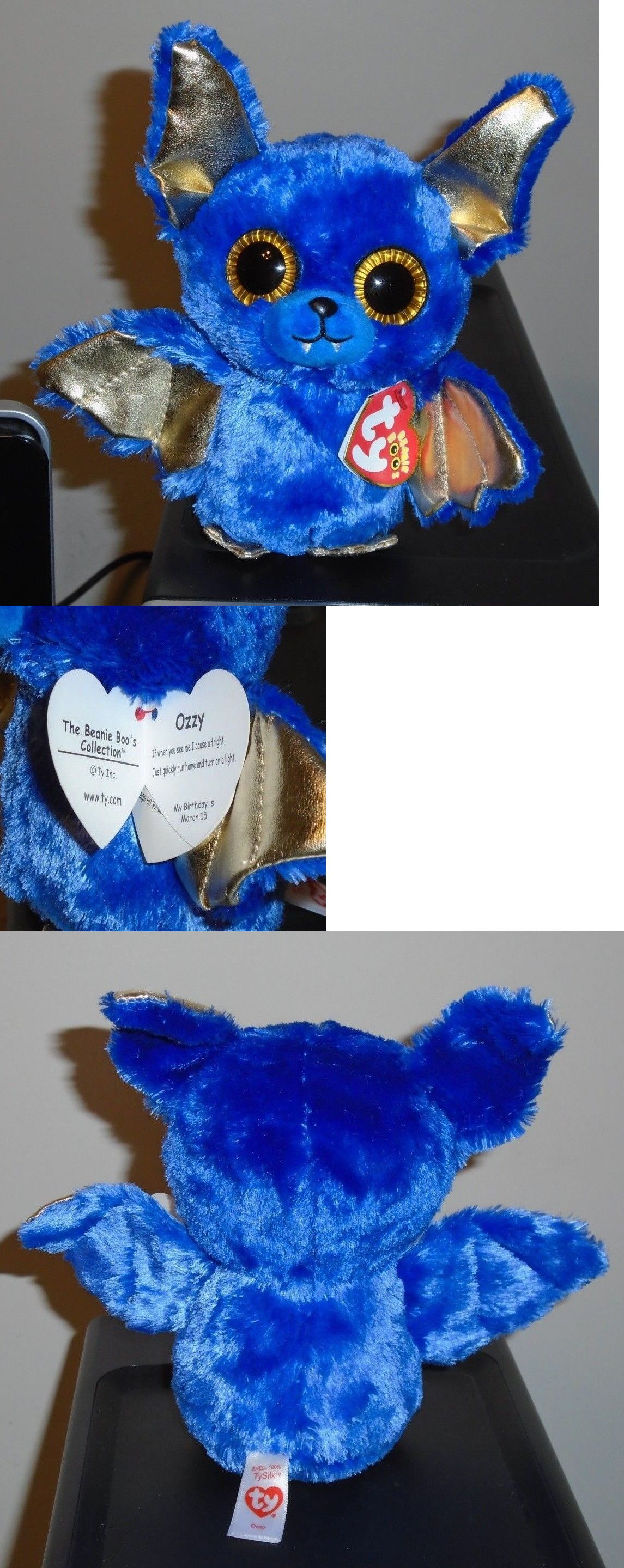 dfe69bcf981 Current 438  Ty Beanie Boos ~ Ozzy The Bat (New Walgreen S Exclusive) 6 ~  New Mwmt -  BUY IT NOW ONLY   13.9 on  eBay  current  beanie  walgreen