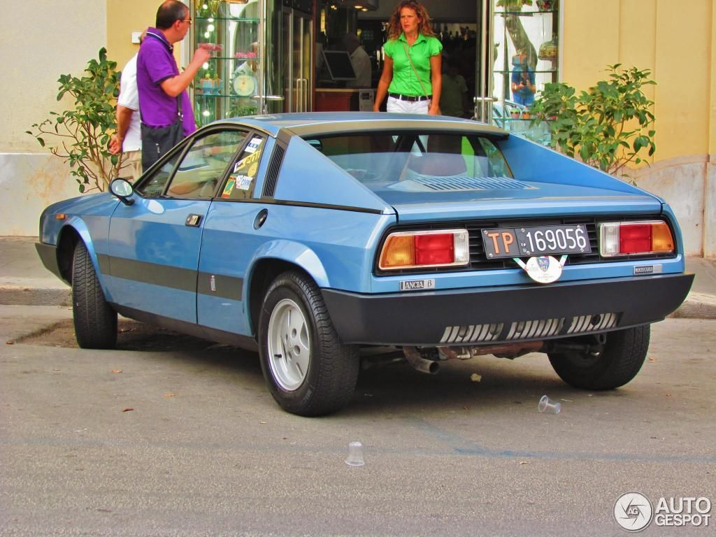 1981 Lancia Beta Montecarlo | Lancia | Pinterest