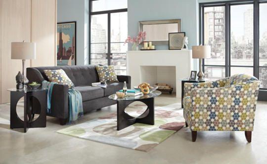 axis sofa art van armless beds australia char furniture living rooms pinterest