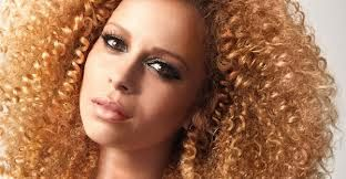 Blanca Callahan from Group one Crew. One of the best bands ever!! her hair is amazing!!!