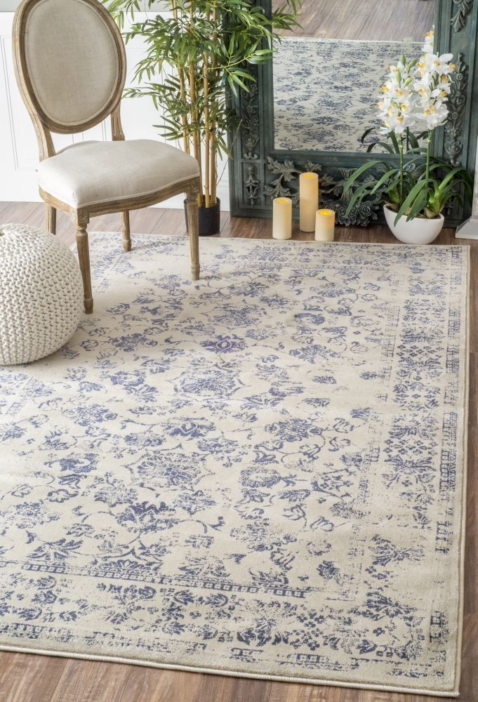 Amazon Rugs USA Persian 4 Feet By 6 Vintage Floral Area