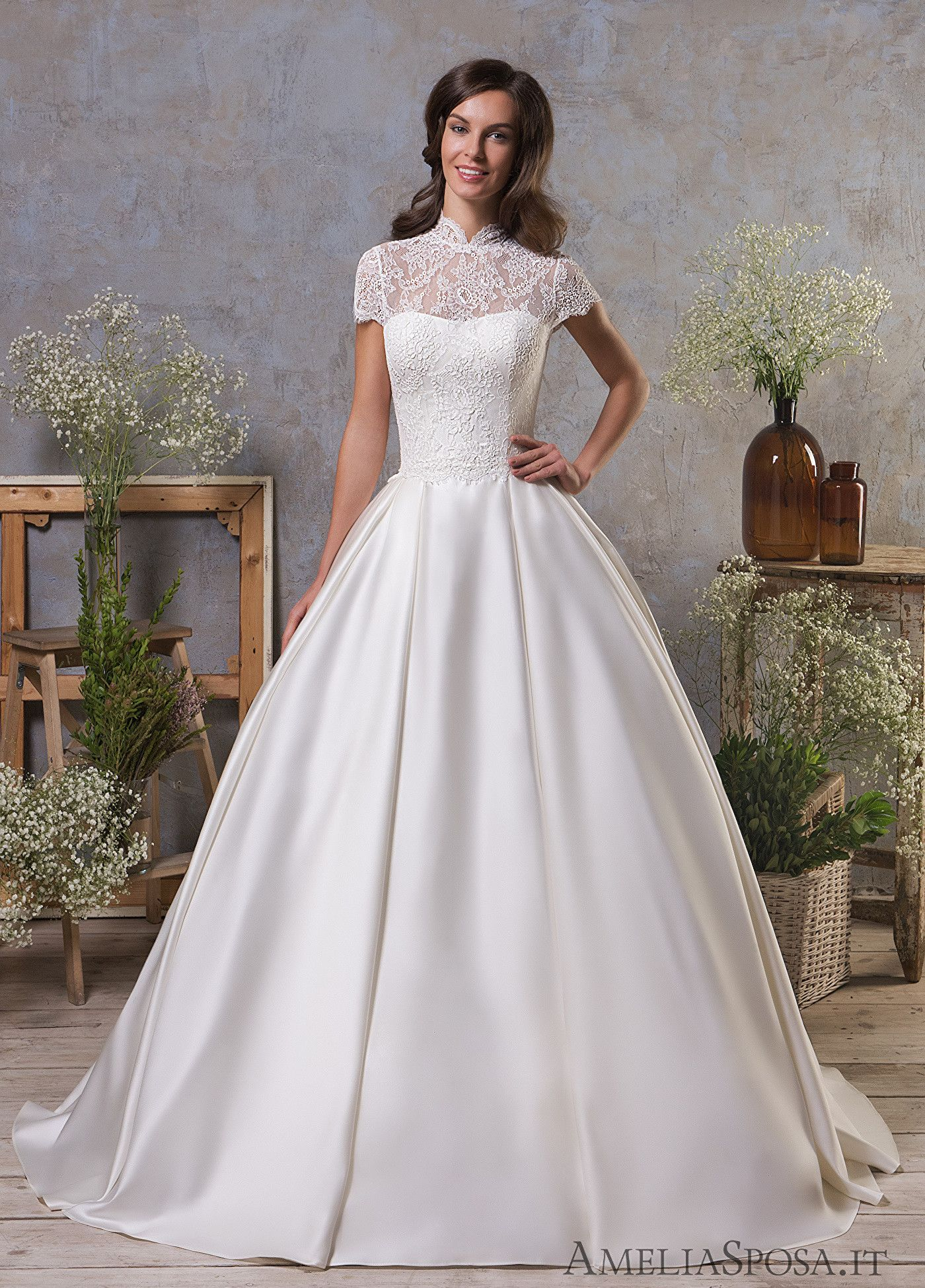 Courtesy of amelia sposa wedding dresses eliasposa