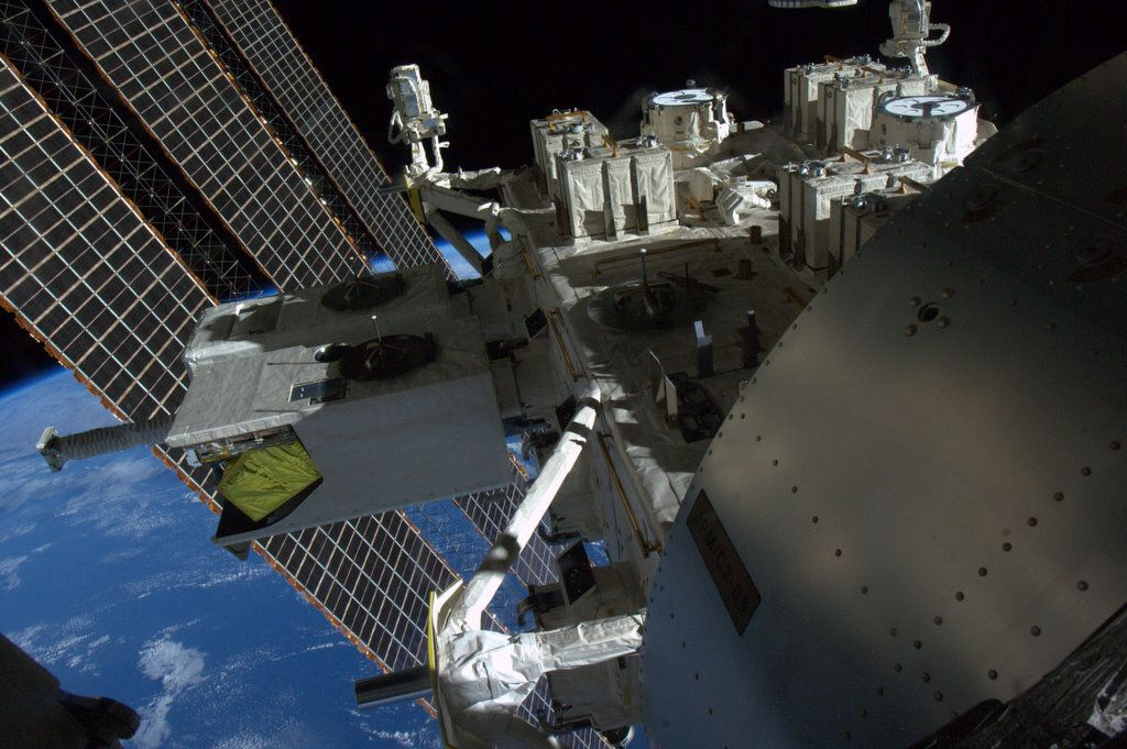 Space Station Lookout