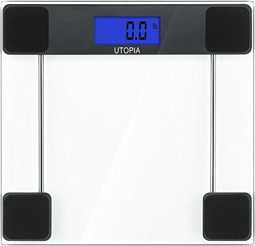 Top Rated Bathroom Scale And Weight Maintenance Tool The Tempered Gl Digital Is Perfect For Use In Your Home Or Medical Office