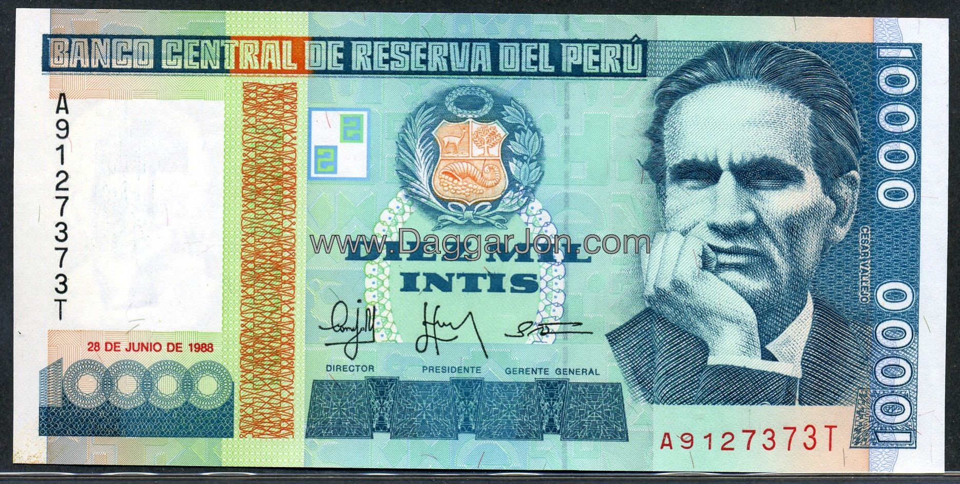 Peru money peru 10000 intis 1988 obverse p 140 world currency peru money peru 10000 intis 1988 obverse p 140 thecheapjerseys Image collections