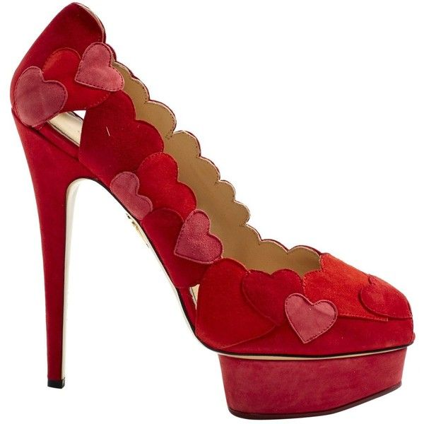 Pre-owned - Leather heels Charlotte Olympia O7kdr