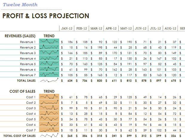 ProfitLossStatementTemplateJpg   Fin Charts