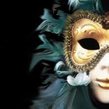 máscaras de baile