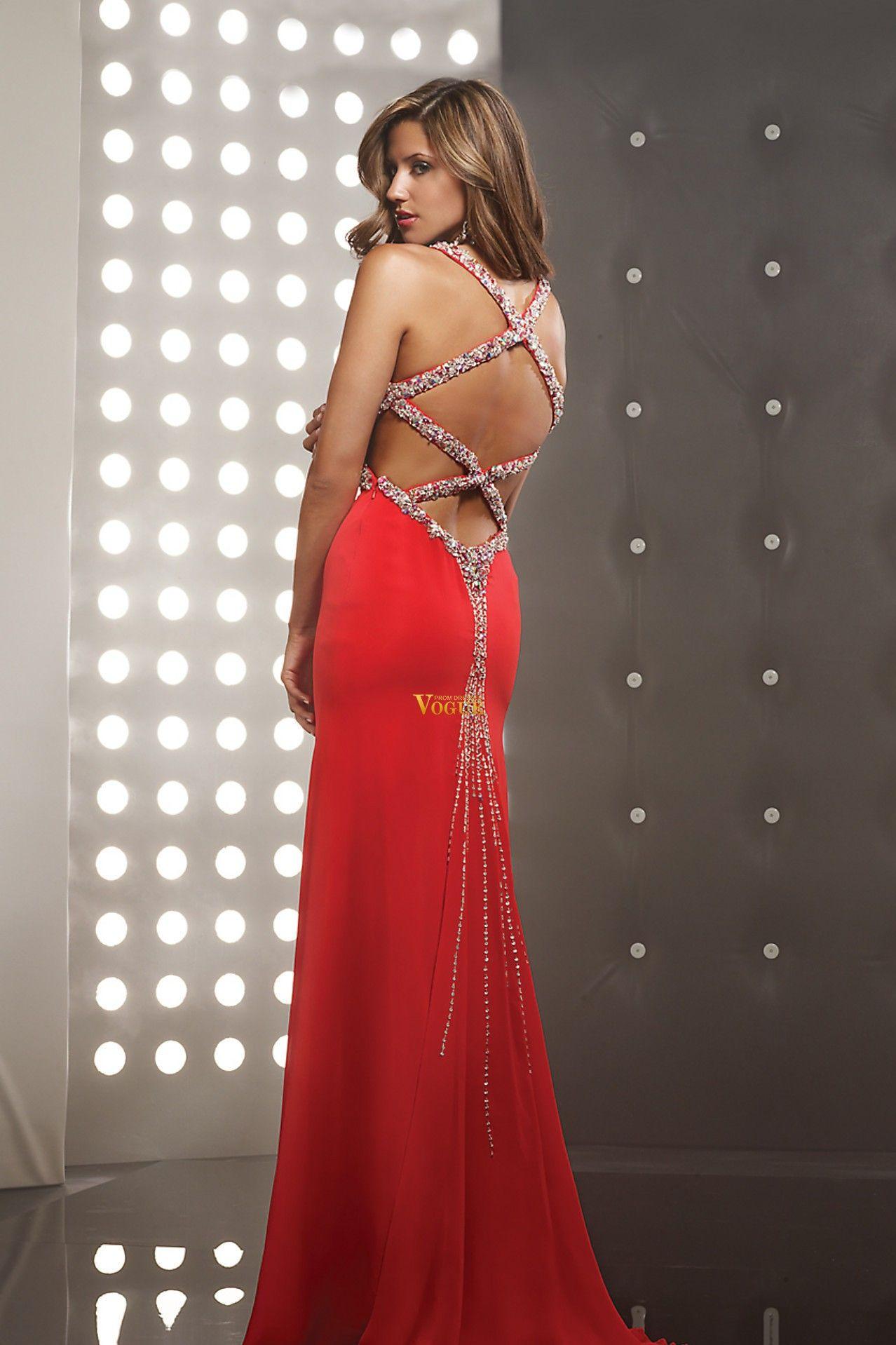Nice sleeveless trumpetmermaid halter floorlength chiffon dresses