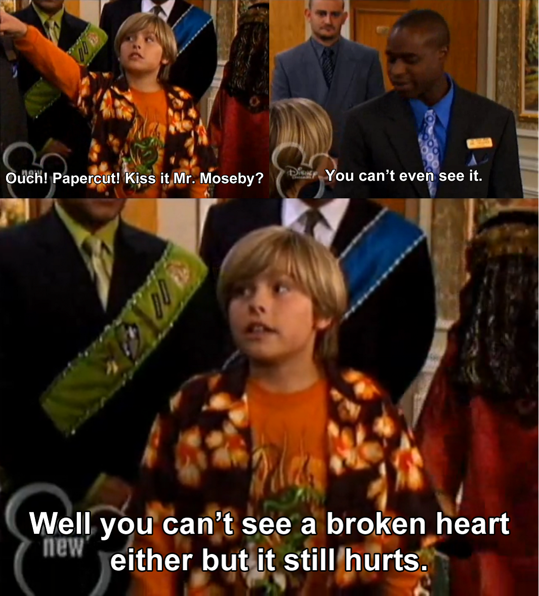 Suite Life of Zack and Cody Funny Quotes