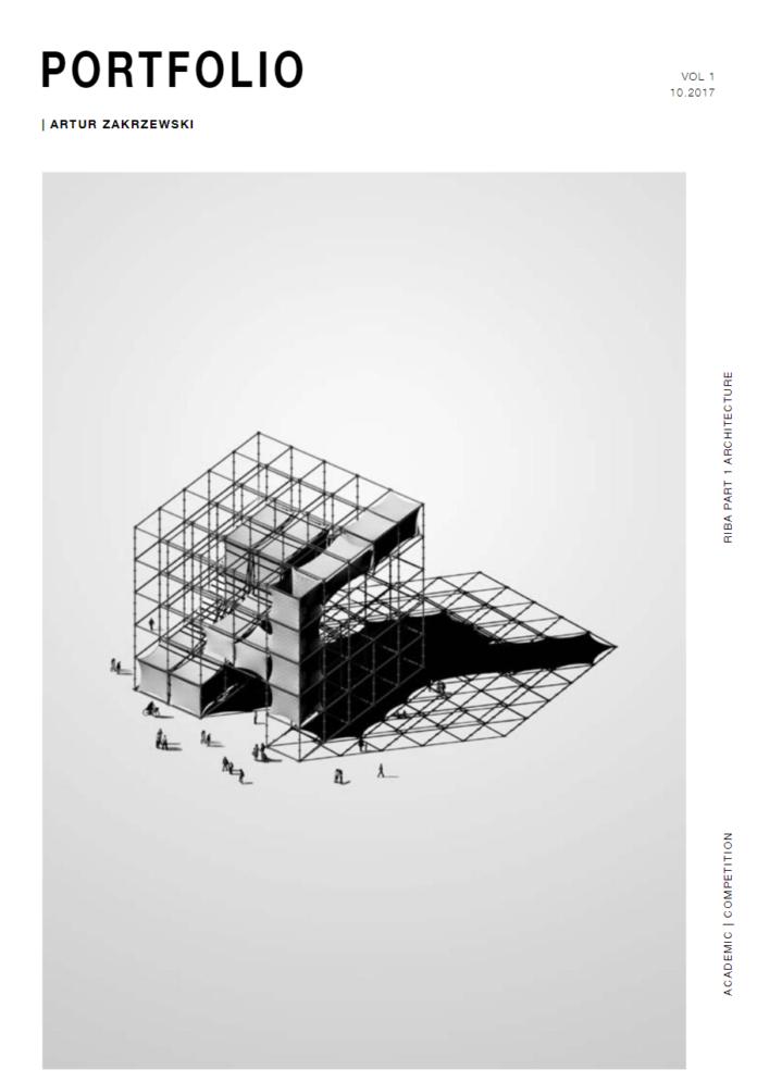 -   - #abstractmodelarchitecture #architecturallandscape #architecturalportfoliocoverpage