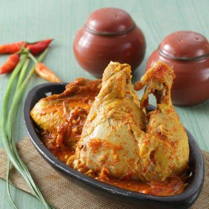 Ayam Isak Neng Ku Den Sajian Sedap Makanan Resep Makanan Resep Ayam