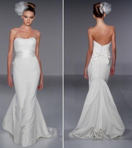 Spring 2010 Bridal Runway: Priscilla of Boston Wedding Dresses ...