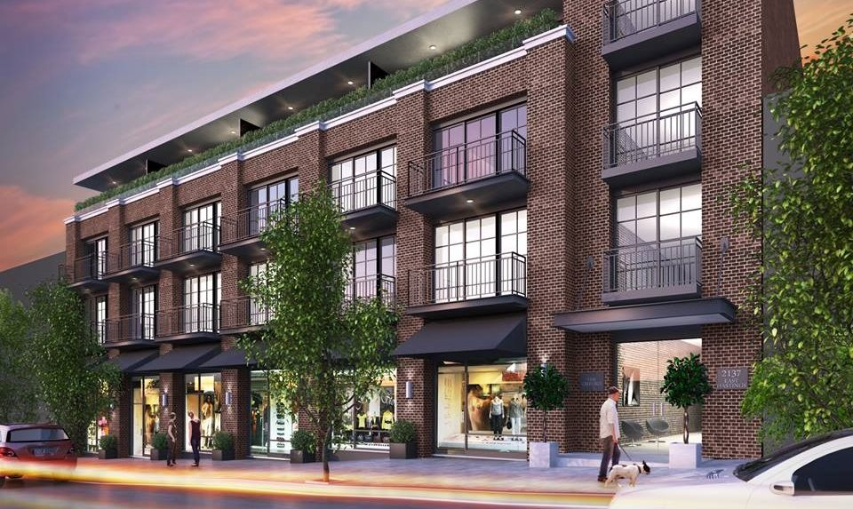 The Oxford Is A Beautiful Brick Building With 38 Condos