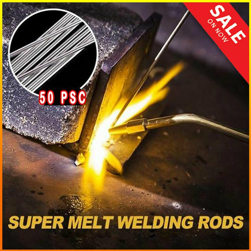 Alumifix Easy Aluminum Welding Rods Rod/'s Melt Low Wire Temperature Brazing Arc