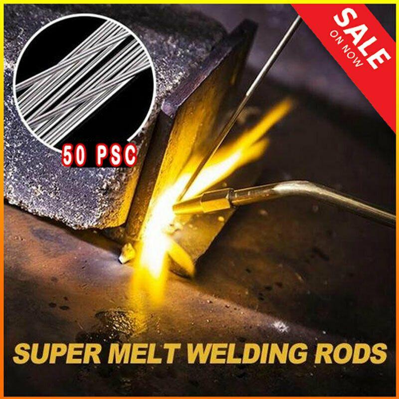 Alumifix Easy Aluminum Welding Rods Rod/'s Melt Low Wire Temperature Brazing Arc