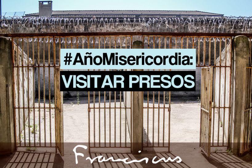 visitar presos