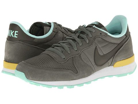 new concept 53a8c 4f2f5 Nike Internationalist Iron GreenGold LeadMedium MintCargo Khaki - Zappos.com  Free Shipping BOTH Ways