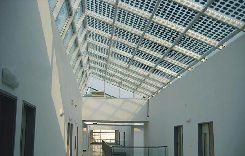 double glass bipv solar panel eco cafe pinterest solar earth house and architecture. Black Bedroom Furniture Sets. Home Design Ideas