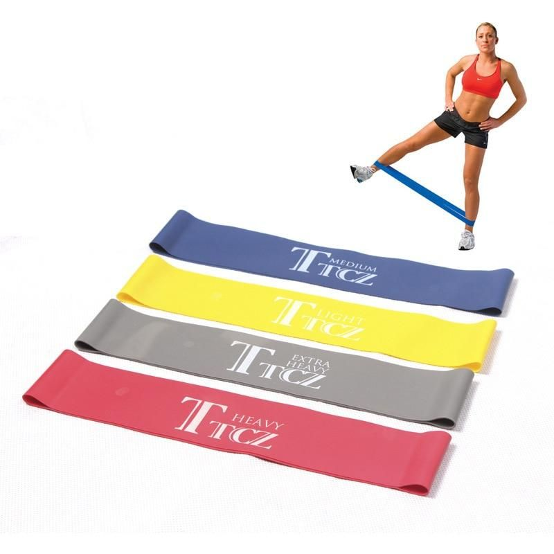 Fitness Exercise Band Strap Workout Exercise Loop Crossfit  f Strength Training