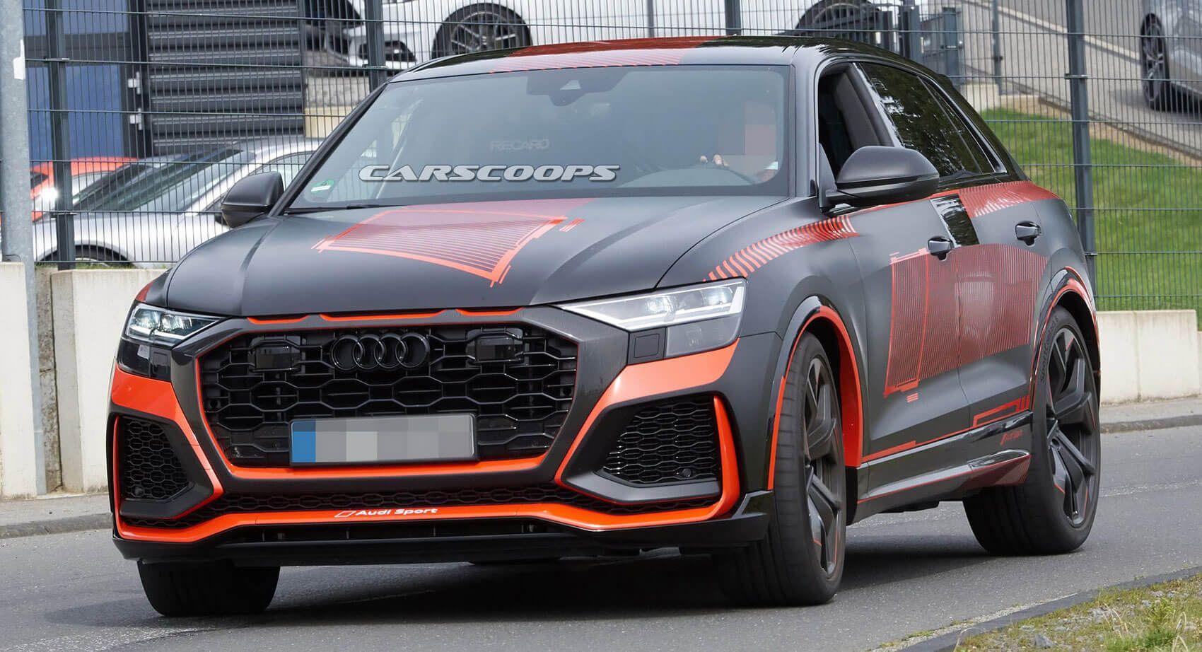 2020 Audi Rs Q8 Soll Am 20 November Starten Audi Audi Rs Bmw X6