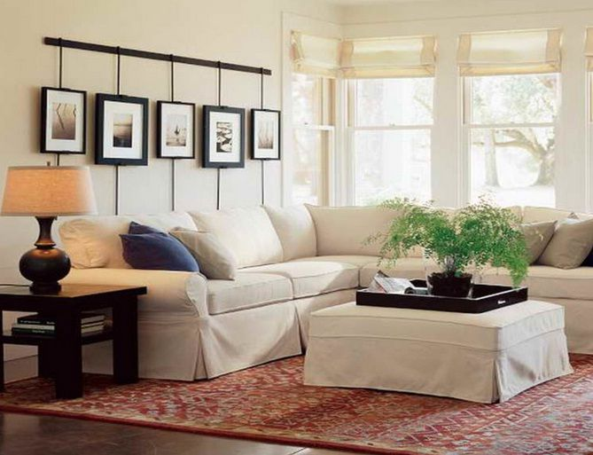 Living Room Designs With Sectionals Mesmerizing Minimalist Pottery Barn Living Room Ideas  Interior Design  If Decorating Design