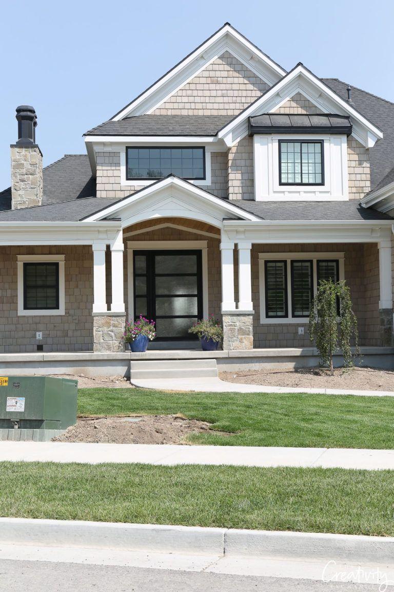 beautiful exterior home design trends modern farmhouse on beautiful modern farmhouse trending exterior design ideas id=83222
