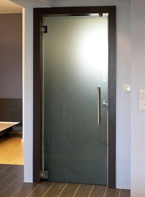 Glass Bathroom Door, Glass Door Bathroom