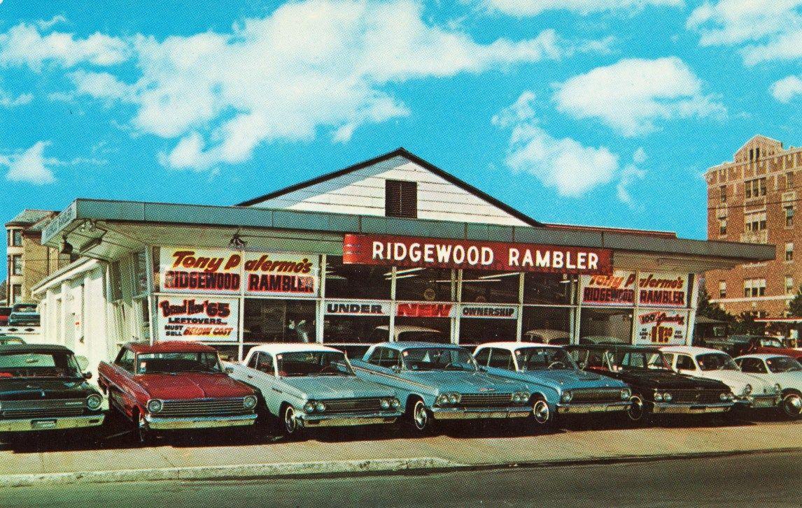 1970 S Royce Barnett Pontiac Dealership Montclair California Car Dealership Dealership Chevrolet Dealership