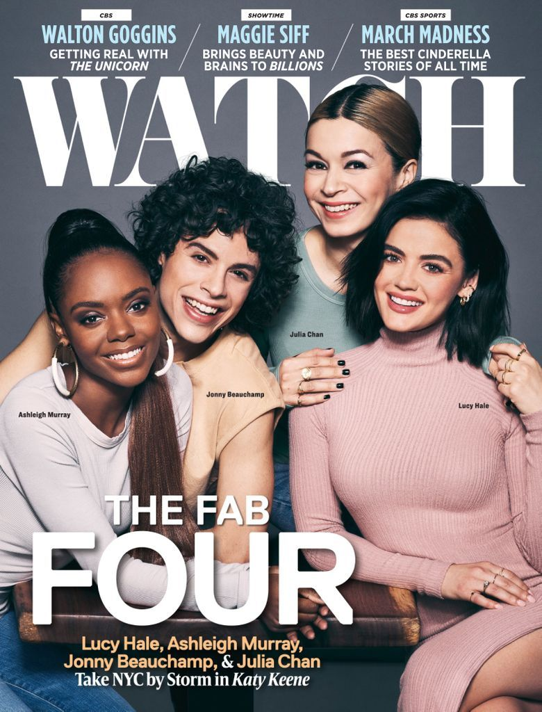Watch Back Issue March April 2020 Digital Lucy Hale Ashleigh Keene