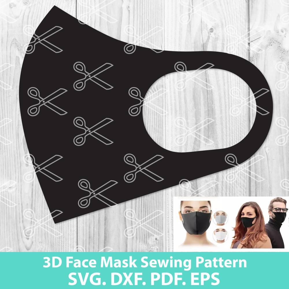 Pin on face masks diy sewing & crocheting