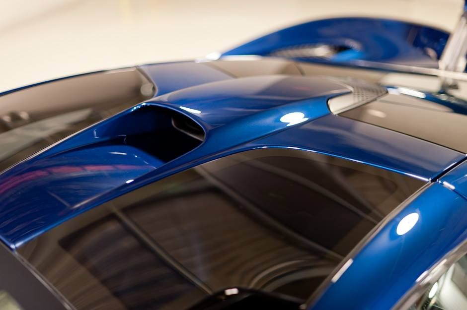 Beau McLaren P1 Roof Scoop
