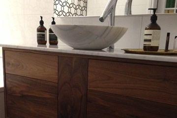 Custom Made Bathroom Vanity Units Sydney timber bathroom vanities - google search | bathroom | pinterest