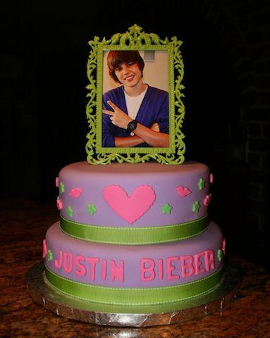 Bieber Cakes Cake Birthday Cake Justin Bieber Birthday