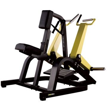 Commercial Fitness Machine Plate Loaded Seated Row Fw06 No Equipment Workout Commercial Gym Equipment Workout Machines