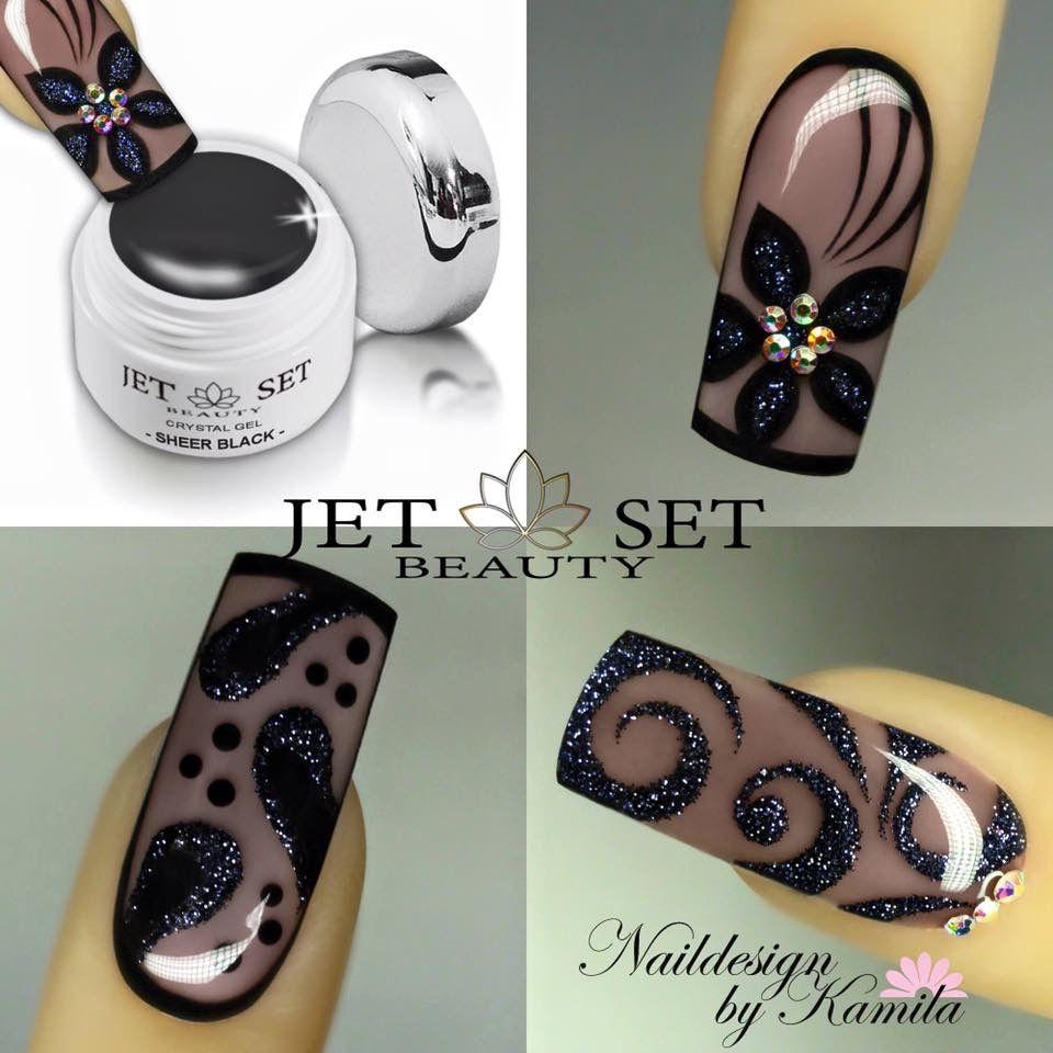 Pin de Janeth Vasquez en paso a paso d uñas | Pinterest | Diseños de ...