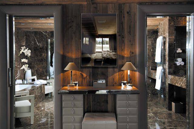 chalet de luxe moderne - Recherche Google | Maison de rêve | Pinterest