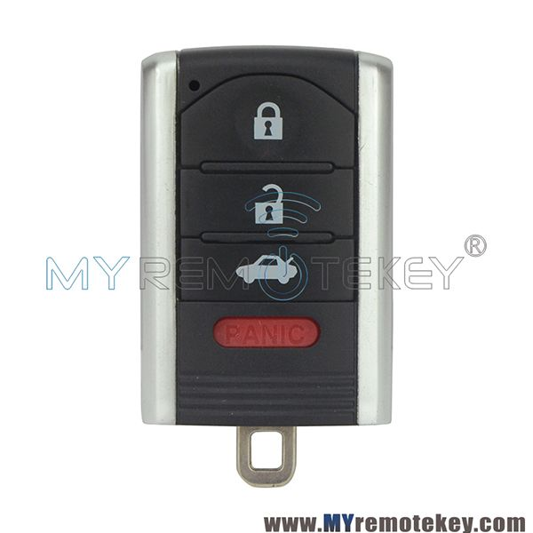 M3N5WY8145 OEM Smarr Key 4 Button 313.8Mhz 434Mhz For