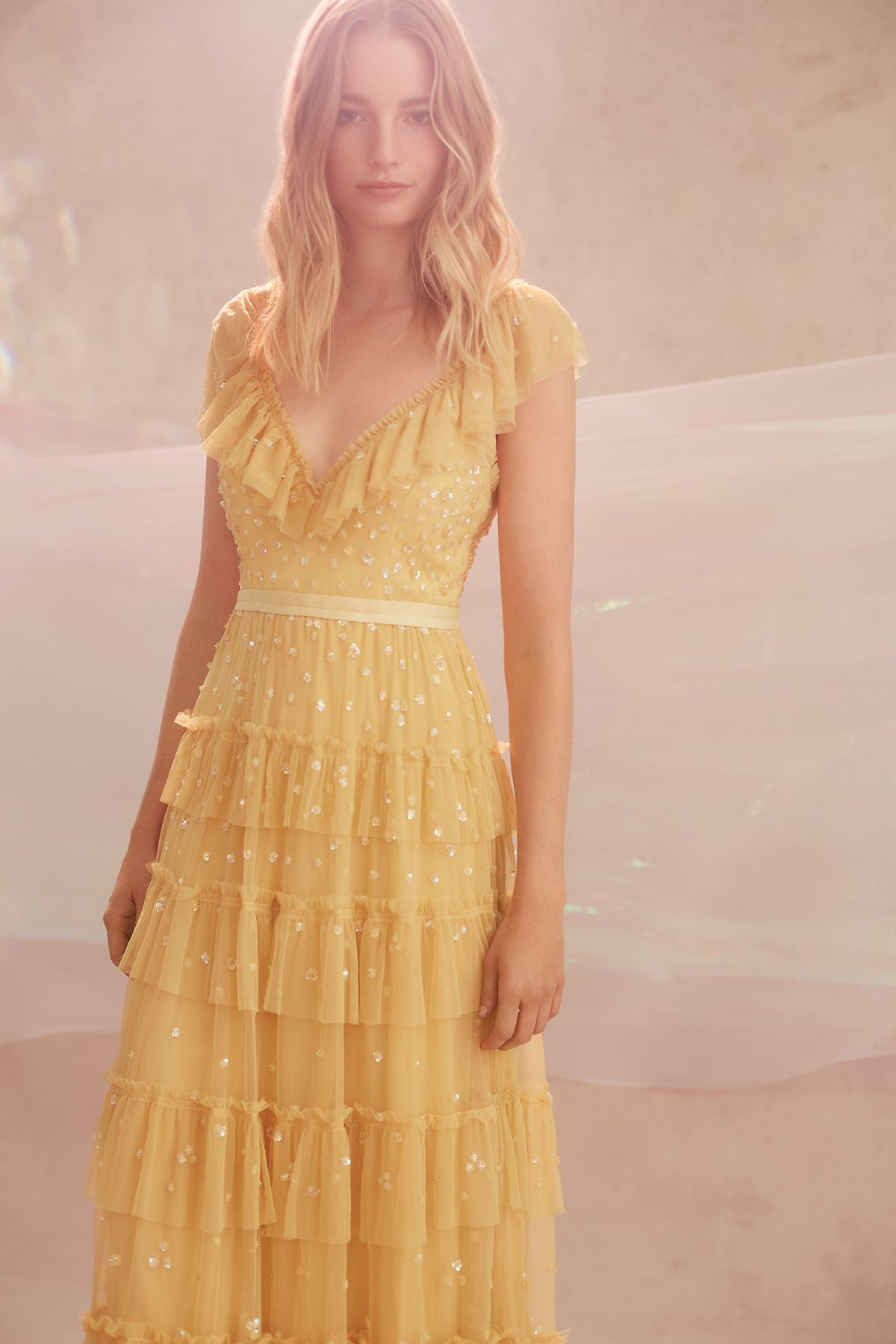 Yellow is one of the biggest colour trends for spring summer