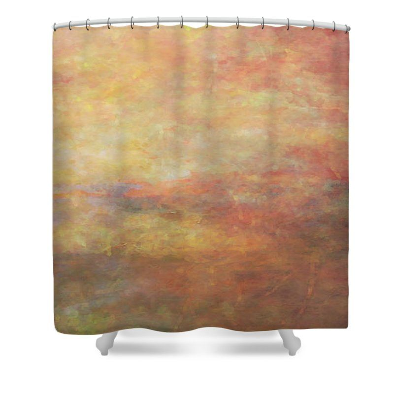 Digital Abstraction Vol15a Dp_2 Shower Curtain for Sale by Steven Ward - telas para cortinas
