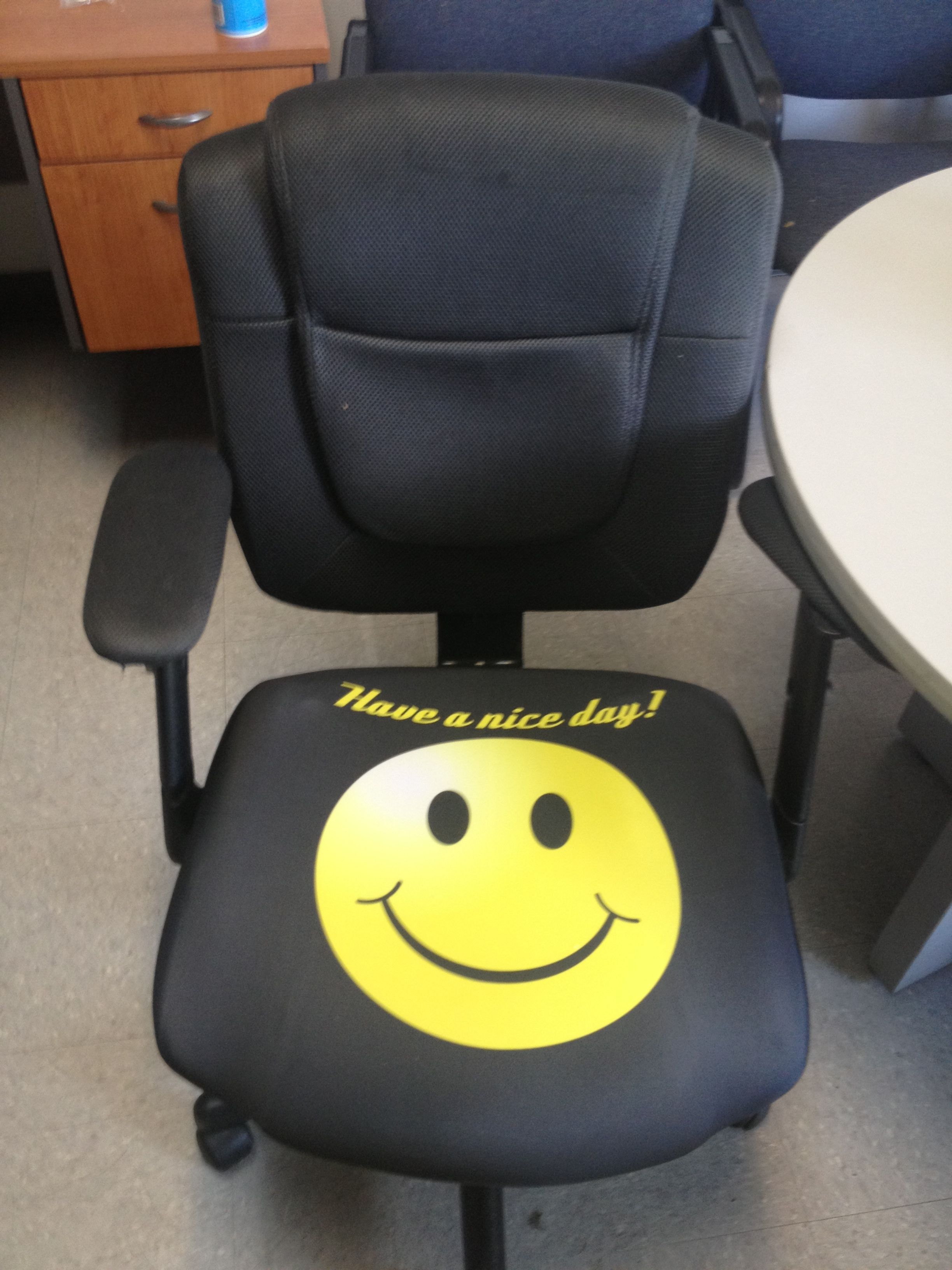 Happy happy adjustable office chair seat covers