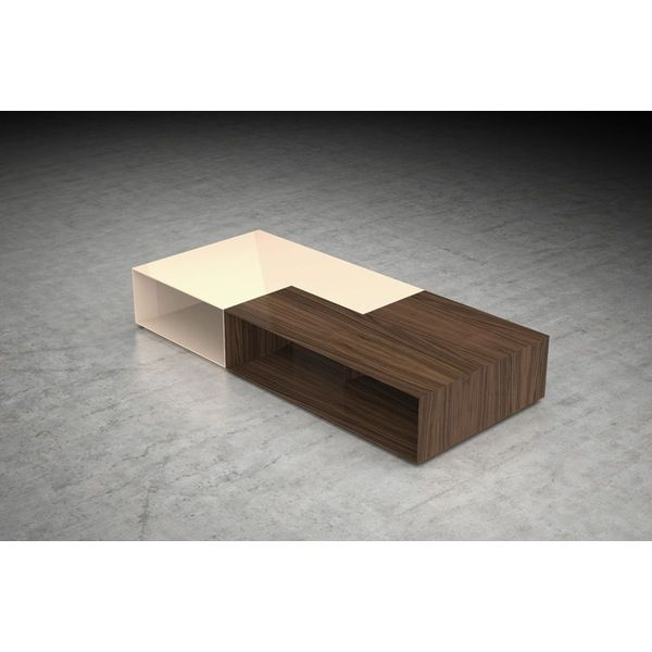 modloft putney 2pc coffee table set | coffee