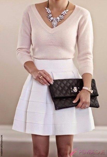 7e3eafc517491 genç kız giyim tarzı elbise modelleri (9) | kıyafetler-3 | Moda ...
