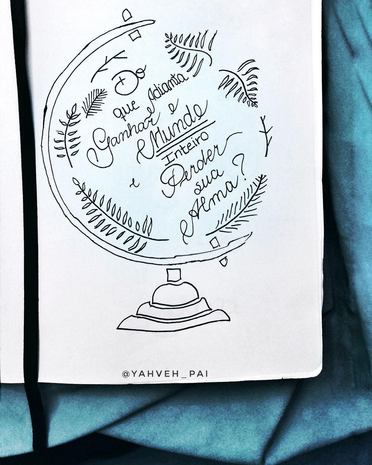 Deus E Amor Desenhos Com Frases Frases Inspiracionais Frases