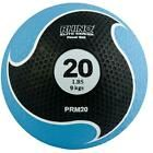 Champion Sports 20lb Medicine Ball with Textured Surface #Fitness