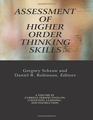 Assessment Of Higher Order Thinking Skills Current Perspectives On