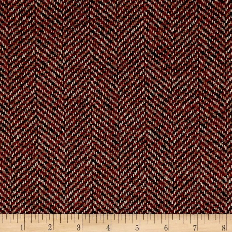 Herringbone Coating Red Tan From Fabricdotcom This Medium Heavyweight 10 Oz Per Square Yard Polyester Coating Is Textur Herringbone Coat Cozy Coats Fabric